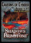 Board Game: Shadows of Brimstone: Cynder Artifacts Supplement