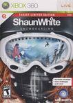 Video Game: Shaun White Snowboarding