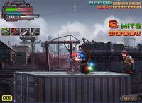 Video Game: Arm of Revenge