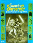 Board Game: Swords & Sorcery: Quest and Conquest in the Age of Magic