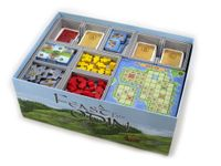 Board Game Accessory: A Feast for Odin: Folded Space Insert