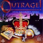 Board Game: Outrage! Steal the Crown Jewels