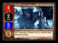 Board Game: Spartacus: Acerbitas Promo Card
