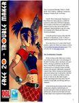 RPG Item: Free20: Troublemaker