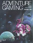 Issue: Adventure Gaming (Issue 6 - Dec 1981)