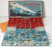 Board Game: Aviation: The Aerial Tactics Game of Attack and Defence
