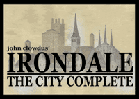 Board Game: Irondale: The City Complete