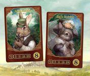 Board Game: Raccoon Tycoon: Jack Rabbit Railroad