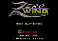 Video Game: Zero Wing