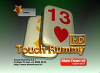 Video Game: Touch Rummy