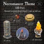 RPG Item: Necromancer Theme LED Pack