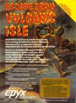 Video Game: Escape from Vulcan's Isle