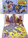 Board Game: Comic Action Heroes Game