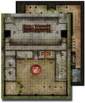 RPG Item: GameMastery Flip-Mat: Monastery