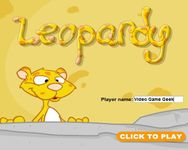 Video Game: Leopardy