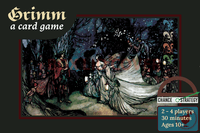 Board Game: Grimm: A Card Game