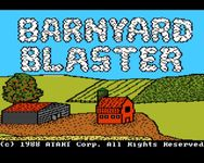 Video Game: Barnyard Blaster