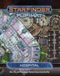 RPG Item: Starfinder Flip-Mat: Hospital