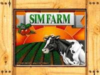 Video Game: SimFarm