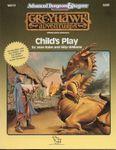 RPG Item: WG10: Child's Play