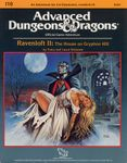 RPG Item: I10: Ravenloft II: The House on Gryphon Hill