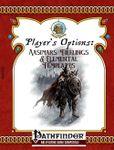 RPG Item: Player's Options: Aasimars, Tieflings, and Elemental Templates