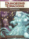 RPG Item: Hammerfast: A Dwarven Outpost Adventure Site