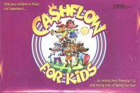 Board Game: Cashflow for Kids
