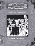 RPG Item: LGR13: Book Knowledge