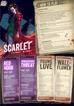 RPG Item: City of Mist Playbook: Scarlet