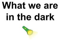RPG: What We Are in the Dark