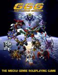 RPG Item: Giant Guardian Generation: The Mecha Genre Roleplaying Game