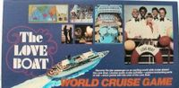 Board Game: The Love Boat World Cruise Game