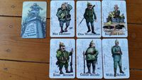 Board Game Accessory: The Grizzled: German Soldiers