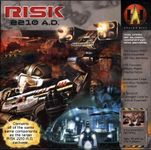 Board Game: Risk 2210 A.D.