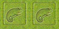 Board Game: Zooloretto: Chameleon