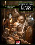 RPG Item: Advanced Race Codex: Elves