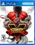 Video Game: Street Fighter V