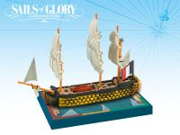 Board Game: Sails of Glory Ship Pack: Orient 1791 / L'Austerlitz 1808