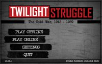 Video Game: Twilight Struggle