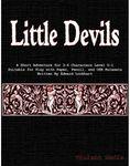 RPG Item: Little Devils