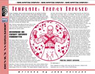 RPG Item: Template: Energy Infused