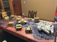 Vehicles in scale with the game? | Star Wars: Legion