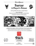 RPG Item: Sartar: A Player's Primer