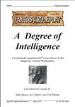 RPG Item: A Degree of Intelligence