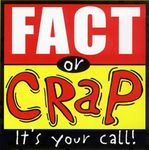 Board Game: Fact or Crap