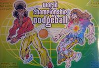 Board Game: World Championship Dodge Ball