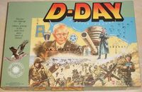 Board Game: D-Day