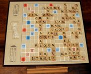 Board Game: Scrabble
