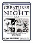 RPG Item: Creatures of the Night, Vol. 5